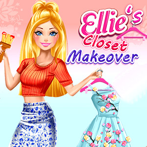 Play Barbies Closet Makeover Girl Games Kiz10girls Com
