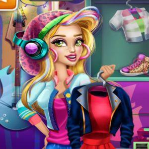 Play Gwens Holiday Closet Girl Games Kiz10girls Com