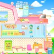 Game Barbie House