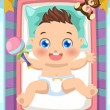 Game Cute Baby Care