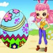 color-girls-easter-eggs-painting