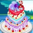 Game Cooking Academy Wedding Cake