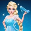 Game Elsa Glass Slipper