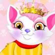 Game Princess Kitten At Barbie Hair Salon