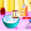 Game Colorful Cupcake