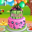 Game Garden Birthday Party Design