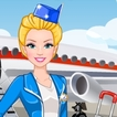 Game Barbie Flight Attendant in Paris