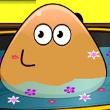 Game Pou Bathing