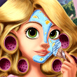 Game Blonde Princess Real Makeover
