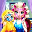 Game Ice Queen Mommy Real Makeover