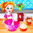 Game Cooking Peaches Cream Pie