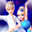 Game Elsa And Jack Ice Dancing Show