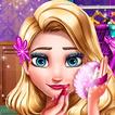 Elsa Prom Makeup