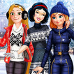 Game Princesses Winter Fun