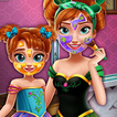 Game Ice Princess Mommy Real Makeover