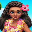 Game Polynesian Princess Adventure Style