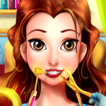 Game Perfect Dentist Princess Belle