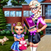 Game Modern Sister: School Dress Up
