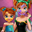 Game Ice Princess: Mommy Real Makeover