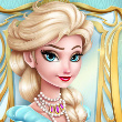 Game Elsa: Art Deco Couture