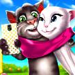 Game Kittens Selfie Time