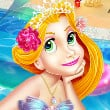 Game Rapunzel Sweet Vacation