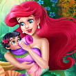 mermaid-baby-feeding