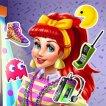 Game Mermaid Princess 80s Diva