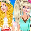 Princesses Welcome Summer Party