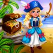 Game Pirate Princess Treasure Adventure
