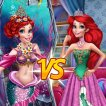 Game Mermaid Vs Princess