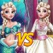 Game Elsa Mermaid Vs Princess