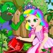 Game Princess Juliet: Garden Trouble