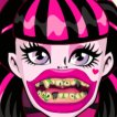 Game Draculaura Bad Teeth