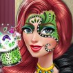 Game Sery Actress Dolly Makeup