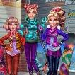 Game Princesses Winter Holiday