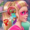 Play Super Doll Ear Doctor Game Online