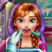 Play Ice Princess Real Dentist Game Online