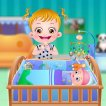 Play Baby Hazel New Born Baby Game Online