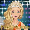 Play Prom Queen Dress up Game Online