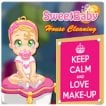 Girl game Baby Doll : House Cleaning