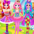Play Princess Sweet Candy Cosplay Game Online
