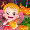 Play Baby Hazel Halloween Party Game Online