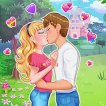 Play Princess Magical Fairytale Kiss Game Online
