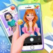 Play Princess Yearly Seasons Hashtag Challenge Game Online