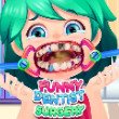 Girl game Funny Dentist Surgery