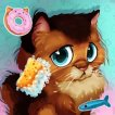 Play Kitty Playground Deco Game Online