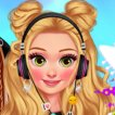 Play Princesses Grunge Rockstars Game Online