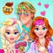 Play Ice Kingdom Beauty Salon Game Online