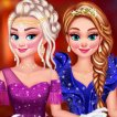 Play Magical Ball Dress Design Game Online